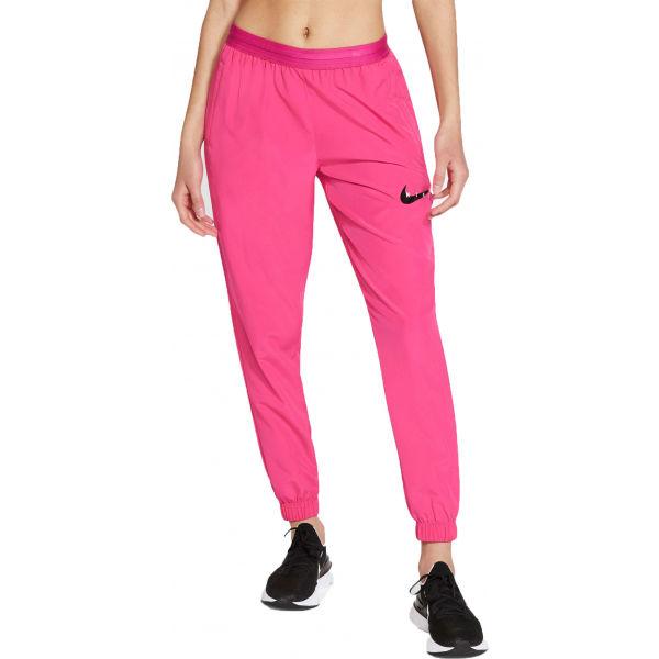 Nike SWOOSH RUN TRK PANT W - Dámske bežecké nohavice