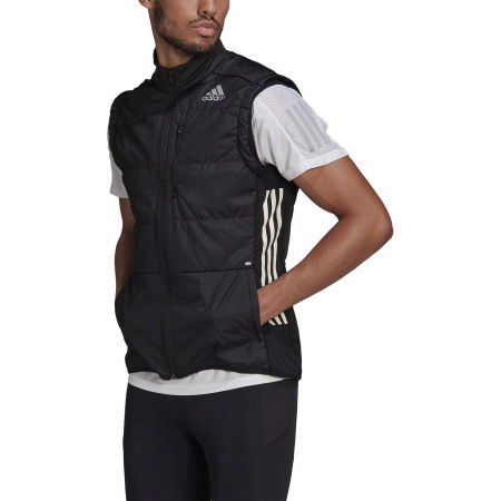 Men's running vest - adidas OTR 3S VEST - 2