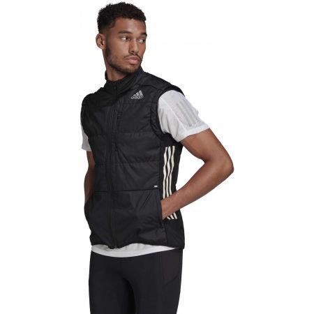 Men's running vest - adidas OTR 3S VEST - 3