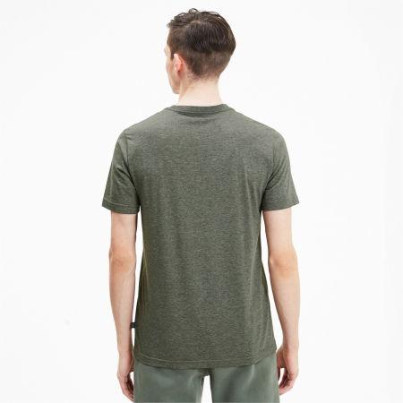 Tricou de bărbați - Puma ESS + HEATHER TEE - 4
