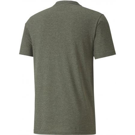 Tricou de bărbați - Puma ESS + HEATHER TEE - 2