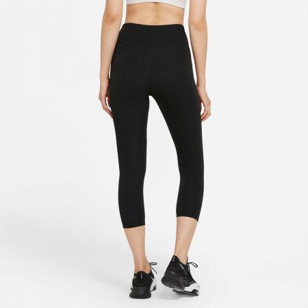 Дамски спортен клин - Nike ONE CROPPED GRAPHIC - 2