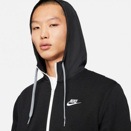 Мъжки суитшърт - Nike NSW CE FZ FT HOODIE SNL ++ - 3