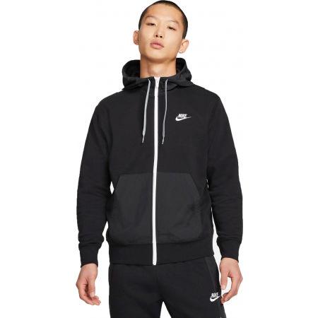 Nike NSW CE FZ FT HOODIE SNL ++ - Men's sweatshirt