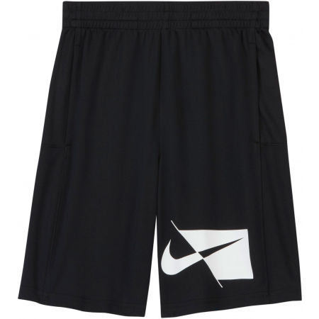Nike DRY HBR SHORT B - Chlapecké tréninkové šortky
