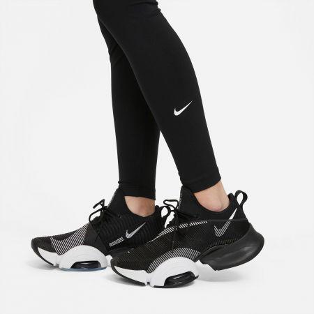 Дамски спортен клин - Nike ONE DF MR TGT W - 5