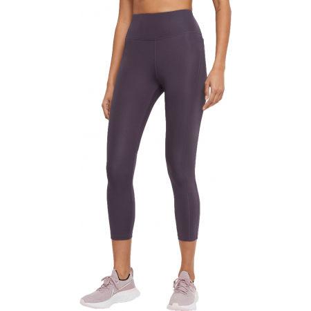 Nike DF FAST CROP W - Дамски клин за бягане
