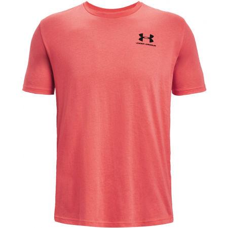 Under Armour SPORTSTYLE LC SS - Мъжка тениска