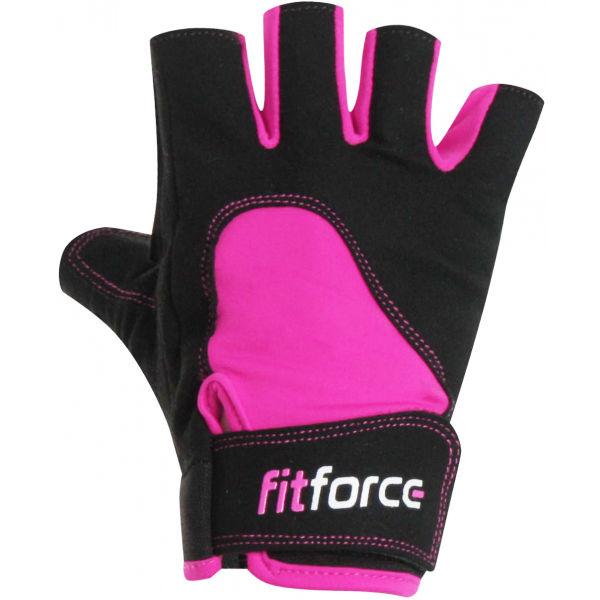 Fitforce K8 - Dámske fitness rukavice