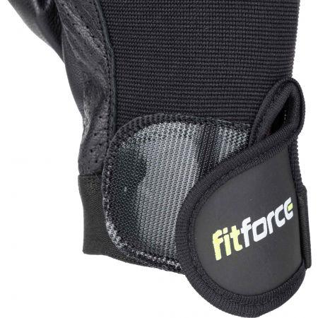 Фитнес ръкавици - Fitforce PFR01 - 3