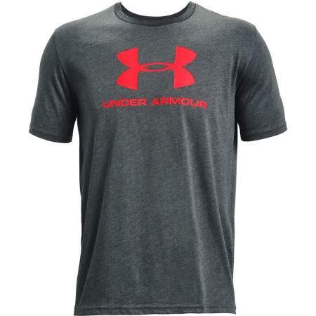 Under Armour SPORTSTYLE LOGO SS - Мъжка блуза