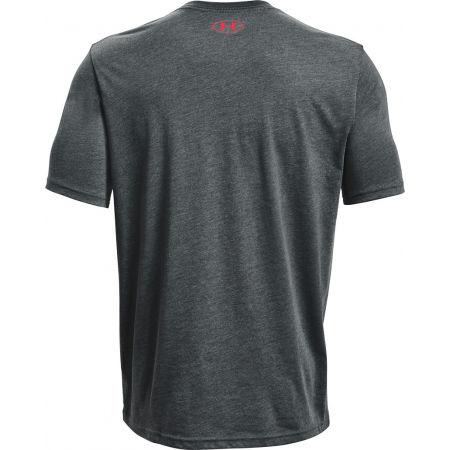 Мъжка блуза - Under Armour SPORTSTYLE LOGO SS - 2