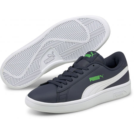 Puma SMASH V2 L JR - Teniși casual copii