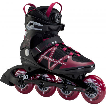 K2 ALEXIS 90 BOA - Women's inline skates
