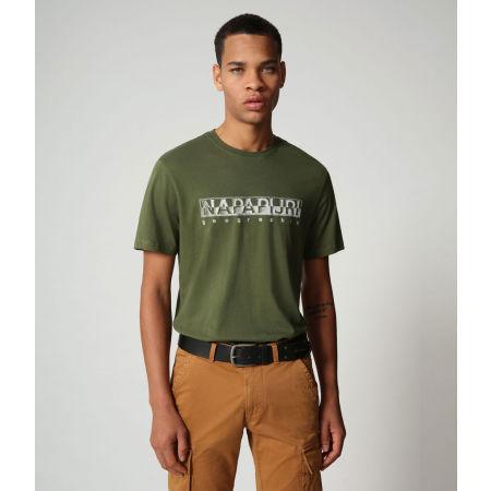 Мъжка тениска - Napapijri SALLAR SS - 2