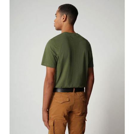 Мъжка тениска - Napapijri SALLAR SS - 3