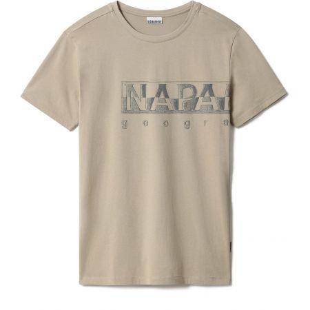 Napapijri SALLAR LOGO - Мъжка тениска