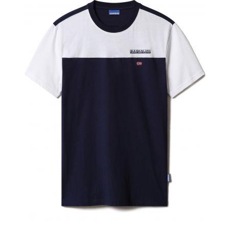 Napapijri S-ICE SS CB - Koszulka męska