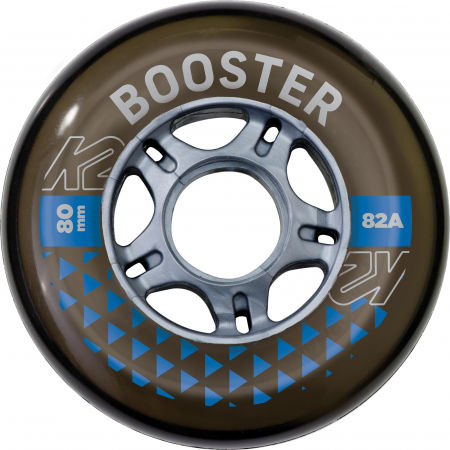 K2 BOOSTER 80/82A WHEEL 4 PACK - Kolečka k in-line bruslím