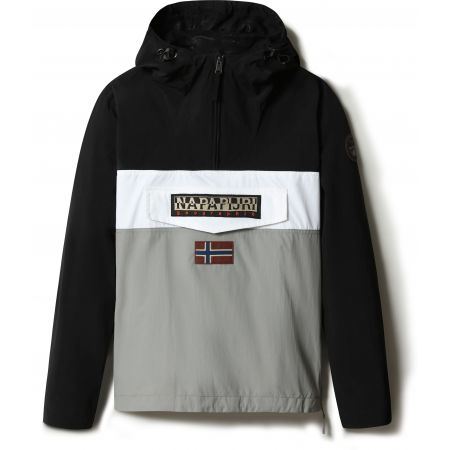 Napapijri RAINFOREST S BLOCK 1 - Men's jacket