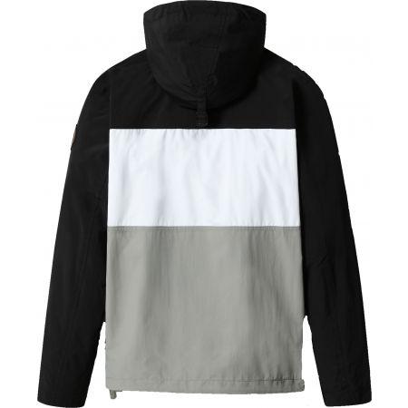 Pánská bunda - Napapijri RAINFOREST S BLOCK 1 - 2