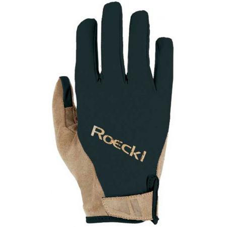 Roeckl MORA - Cyklistické dlhoprsté rukavice