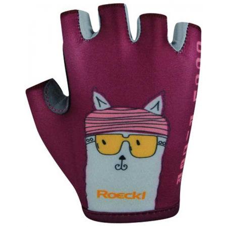 Roeckl TRENTINO - Detské cyklistické rukavice