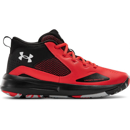 Under Armour GS LOCKDOWN 5 - Încălțăminte baschet de copii - Under Armour