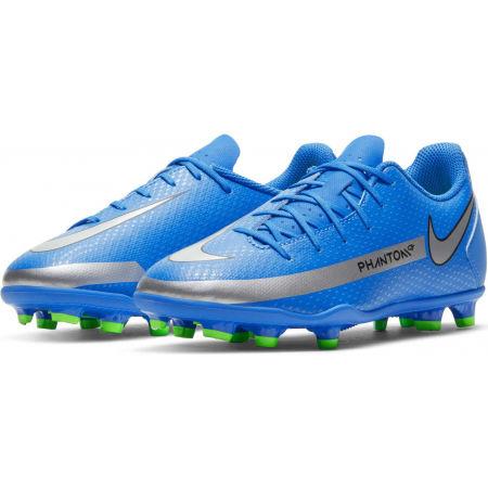 Obuwie piłkarskie dziecięce - Nike JR PHANTOM GT CLUB FG/MG - 3