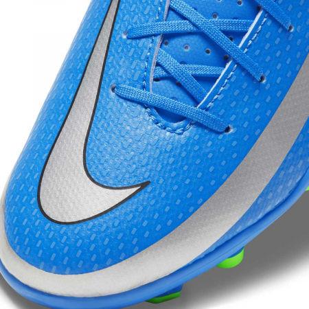 Obuwie piłkarskie dziecięce - Nike JR PHANTOM GT CLUB FG/MG - 9