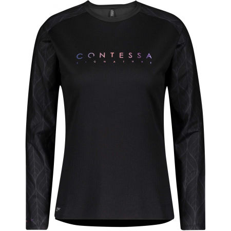 Scott TRAIL CONTESSA SIGN. W - Tricou de ciclism damă