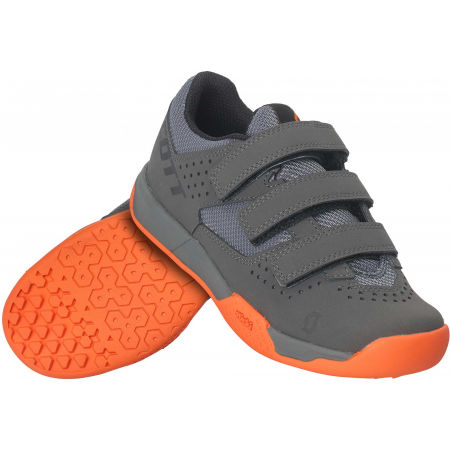 Kids' cycling shoes - Scott MTB AR KIDS STRAP - 2