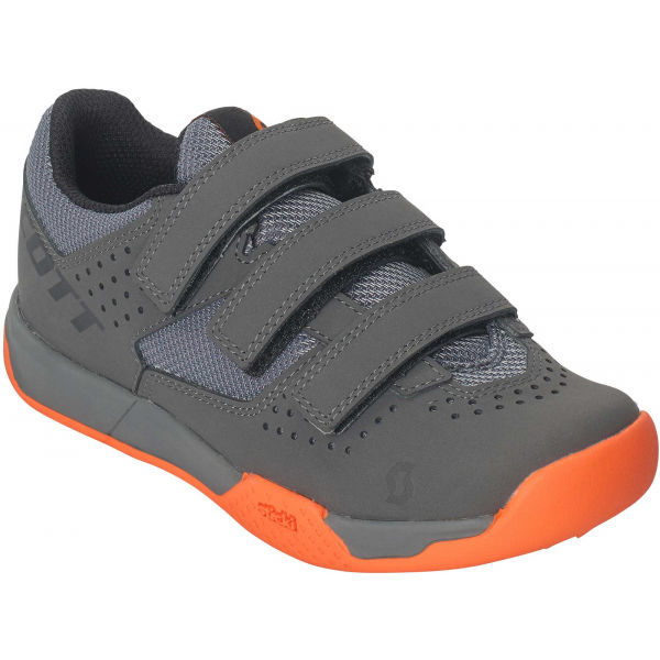 Scott MTB AR KIDS STRAP  34 - Dětská obuv na kolo