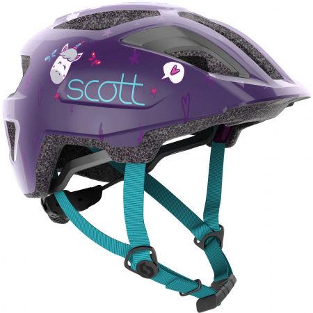Scott SPUNTO KID - Kask rowerowy dziecięcy