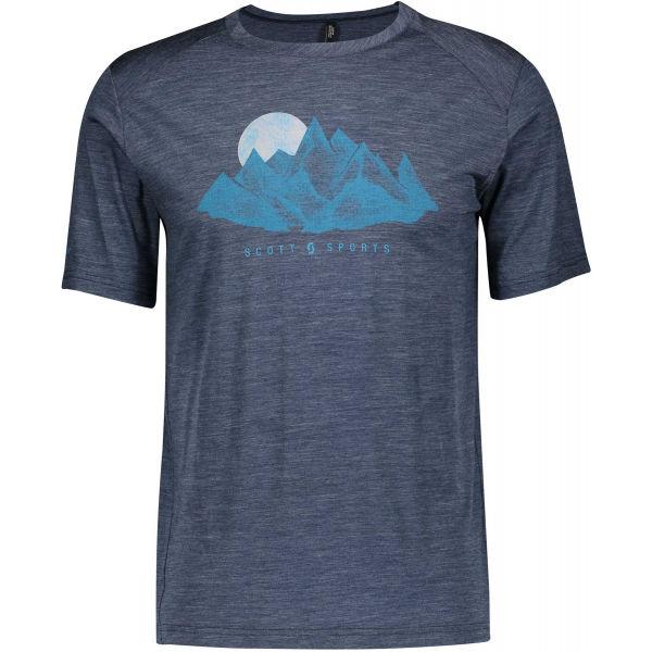 Scott DEFINED MERINO  XL - Pánské triko