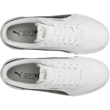 Дамски обувки за свободното време - Puma CARINA UNTAMED - 4