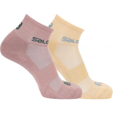 Salomon SOCKS EVASION 2-PACK - Skarpety