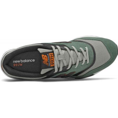 Мъжки обувки за свободното време - New Balance CM997HVS - 4