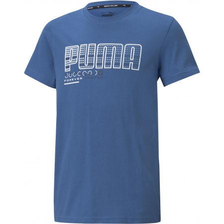 Puma ACTIVE SPORTS GRAPHIC TEE - Tricou pentru copii