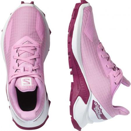 Детски туристически обувки - Salomon ALPHACROSS BLAST J - 5