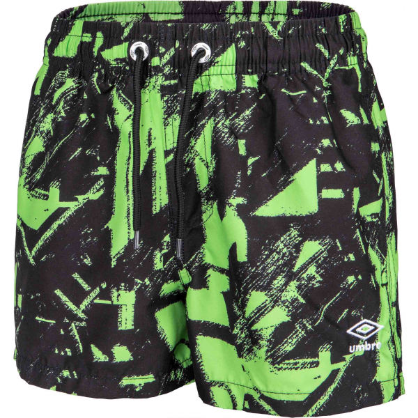 Umbro ZAZO  116-122 - Chlapecké koupací šortky