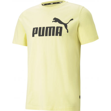 Puma ESS LOGO TEE - Koszulka męska