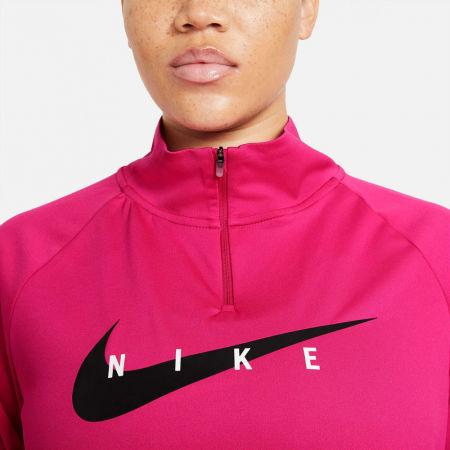 Bluza damska do biegania - Nike SWOOSH RUN HZ MIDLAYER W - 3