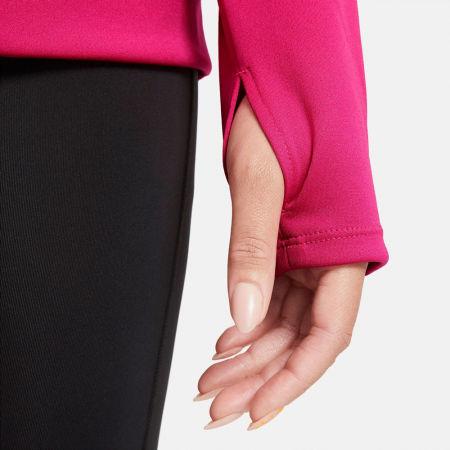 Bluza damska do biegania - Nike SWOOSH RUN HZ MIDLAYER W - 5
