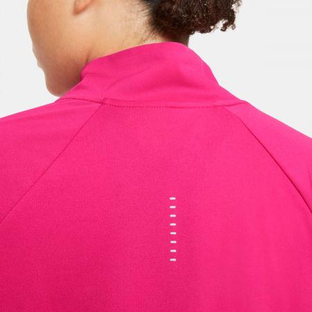 Bluza damska do biegania - Nike SWOOSH RUN HZ MIDLAYER W - 4