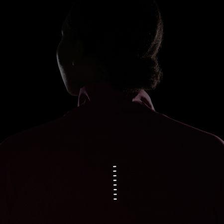 Bluza damska do biegania - Nike SWOOSH RUN HZ MIDLAYER W - 6