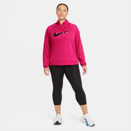 Bluza damska do biegania - Nike SWOOSH RUN HZ MIDLAYER W - 7