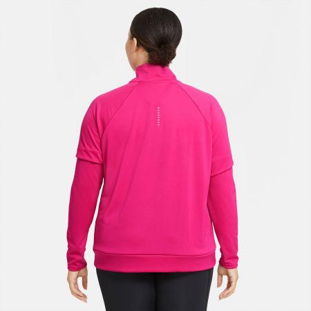 Bluza damska do biegania - Nike SWOOSH RUN HZ MIDLAYER W - 2