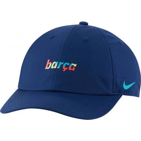 Nike FCB Y NK DRY H86 WDMK BLAUGDI - Șapcă de băieți