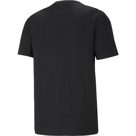 Men's T-Shirt - Puma ESS + 2 COL LOGO TEE - 2